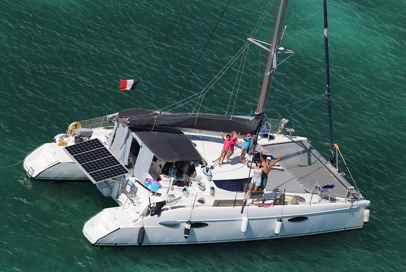 The best catamaran sailing the world - actually in San Blas, location de vacances à El Porvenir