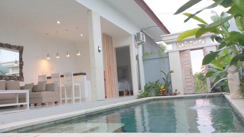 Villa Ummangur 2BR Private Villa near Lovina, holiday rental in Dencarik