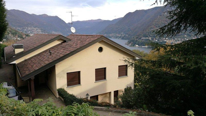 Incantesimo del Lago, holiday rental in San Fermo della Battaglia