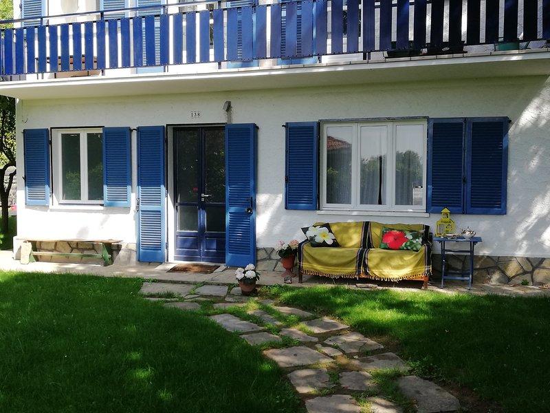 VILLETTA MARGUY - Locazione turistica, vacation rental in Prarostino