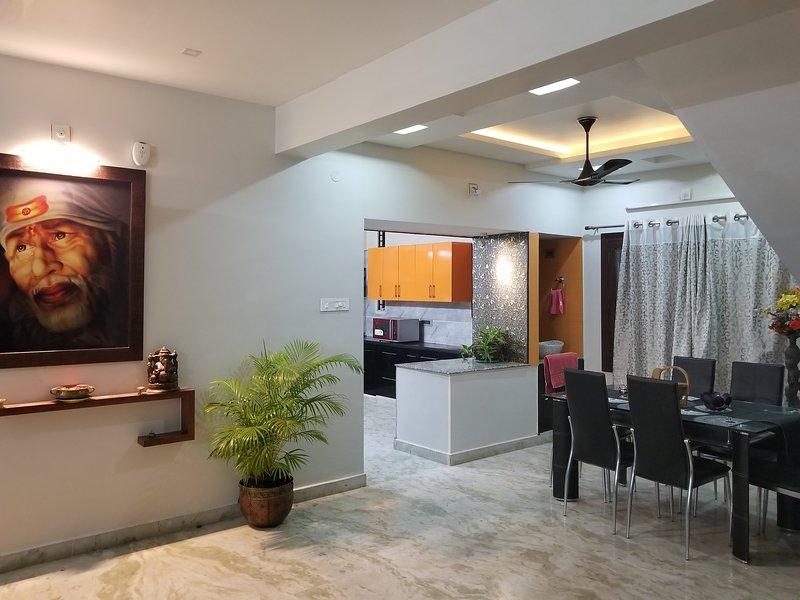 Sainivas Homestay, aluguéis de temporada em Tirupati