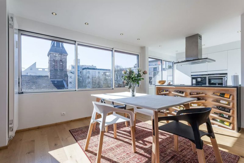Appartement à 5mn de Bâle, vacation rental in Leymen
