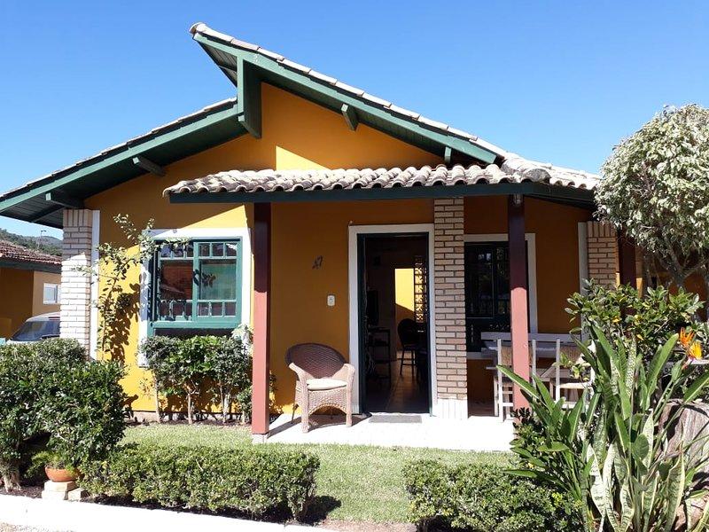 Chalé Ponta das Canas, location de vacances à Ponta das Canas