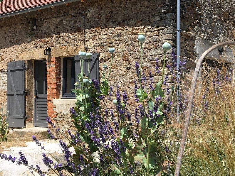 Gîte de la pisserotte, location de vacances à Marigny-le-Cahouet