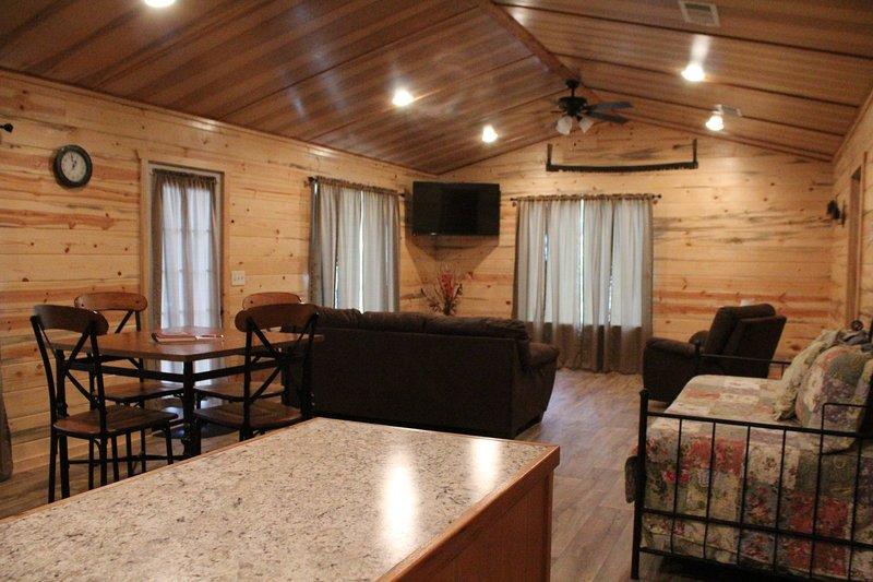 Crosscut Cabins, casa vacanza a Glenwood