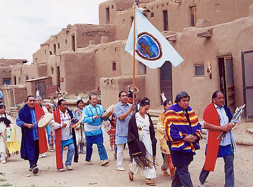 Taos Pueblo, '1000 years of Tradition'' a World Heritage Site that you must experience!