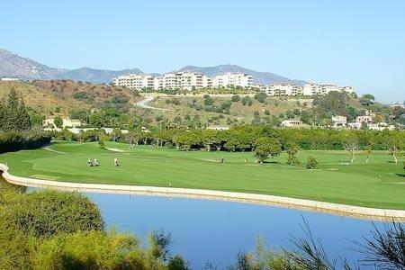 Campo de golfe nas proximidades