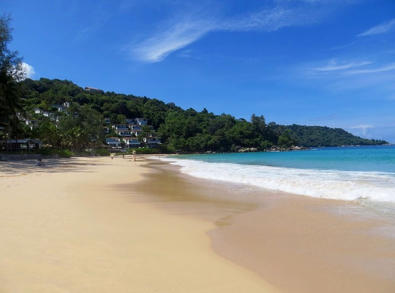Walk To Kata Noi Beach