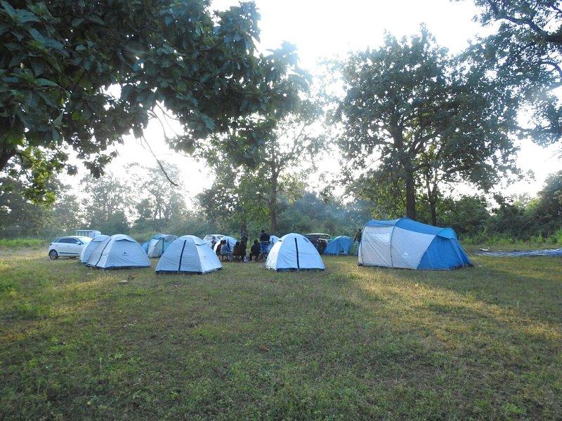 Dholkal Jungle Camp, vacation rental in Dantewada