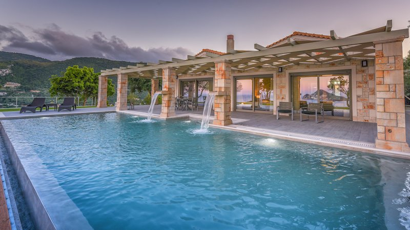 Villa Arthina, location de vacances à Marathias