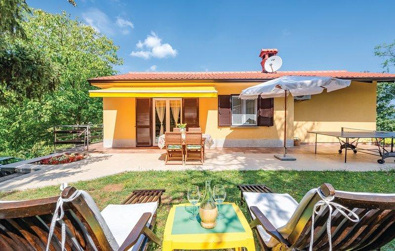 Rosinas' House, Mečarski put 3, Pazin, Croatia, holiday rental in Beram