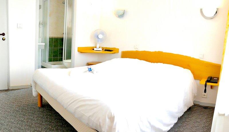 Habitación doble n. ° 7 (1 ° piso)