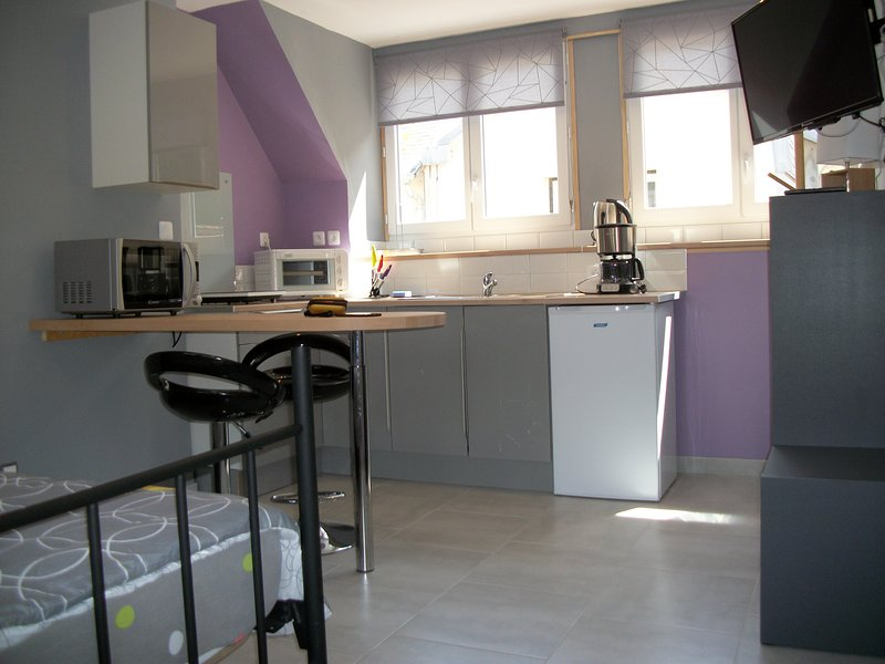 Les Mouettes 3, vacation rental in Mesnil-Val