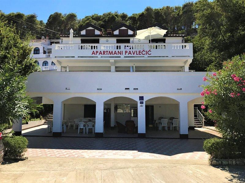 Pavlecic Apartments Lopar (APP 2 + 1) 20 meters from beach, casa vacanza a Rab Island