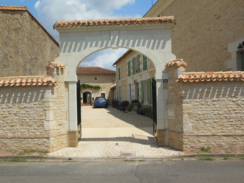 L'Annexe, vacation rental in Berrie