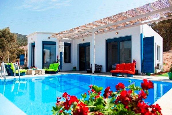 Zidanos Luxurious Villa, location de vacances à Lefkada