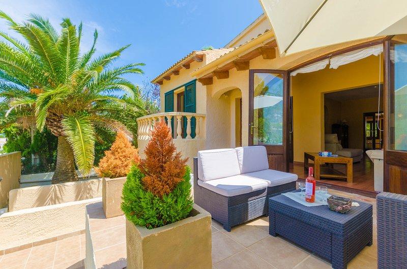 RUDY - Chalet for 5 people in Son Serra de Marina, holiday rental in Son Serra de Marina