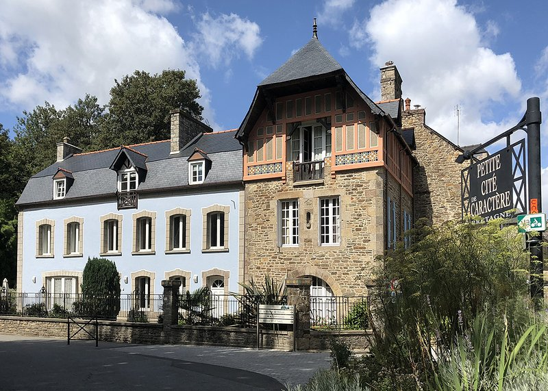 Brandily Apartment, Lehon, Dinan, Brittany, holiday rental in Brusvily
