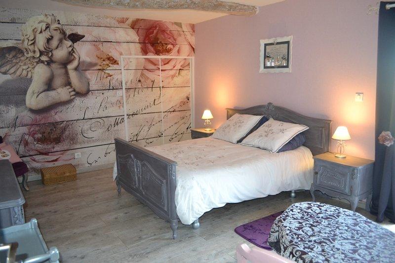 Chambre d'hôtes 'Le Chant des Anges', casa vacanza a Saint-Sauveur-le-Vicomte