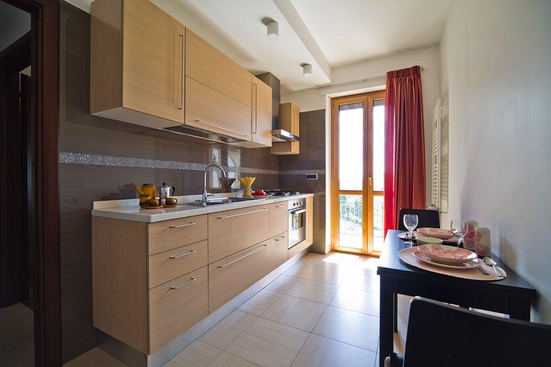 Appartamento sanginella, holiday rental in Arechi