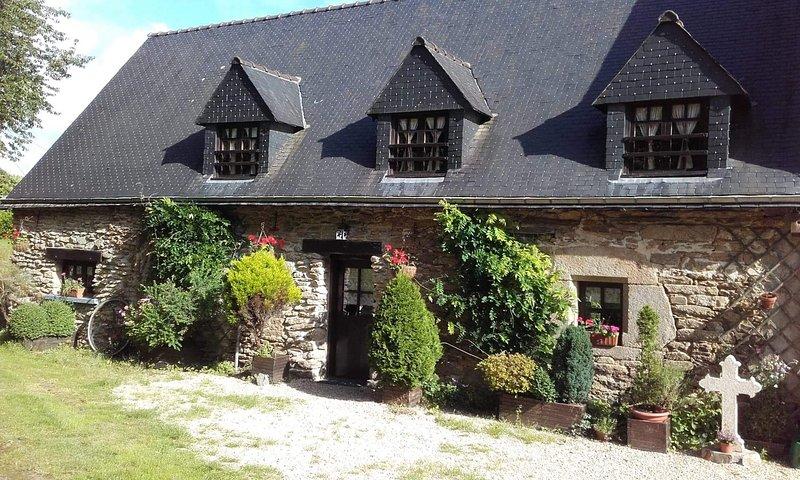 Gites de Camors - Longère, location de vacances à Baud