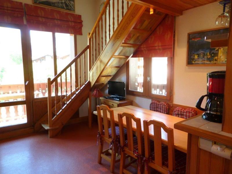 Charmant studio/mezzanine pour 4 personnes a Val d\'Isere a 250m du ...