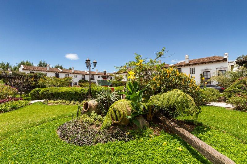 Casa Real Victoria, alquiler de vacaciones en Antigua