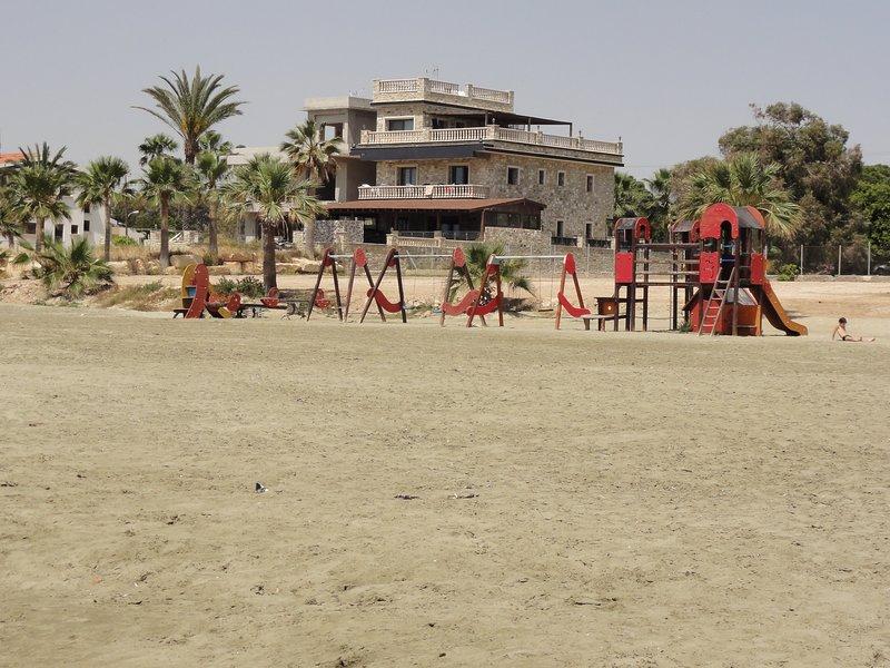No Playa Área para niños