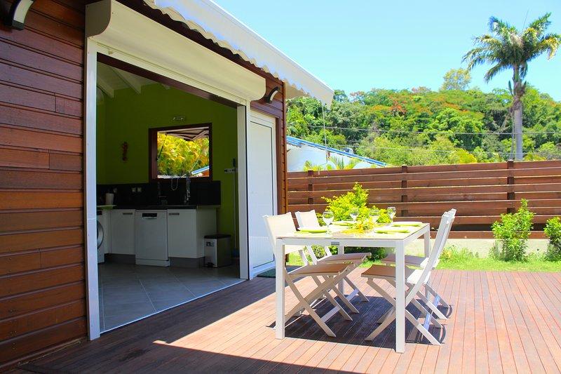 La Cool & Douce - Villas de standing - Villa  'Cool' 4personnes, holiday rental in Le Gosier