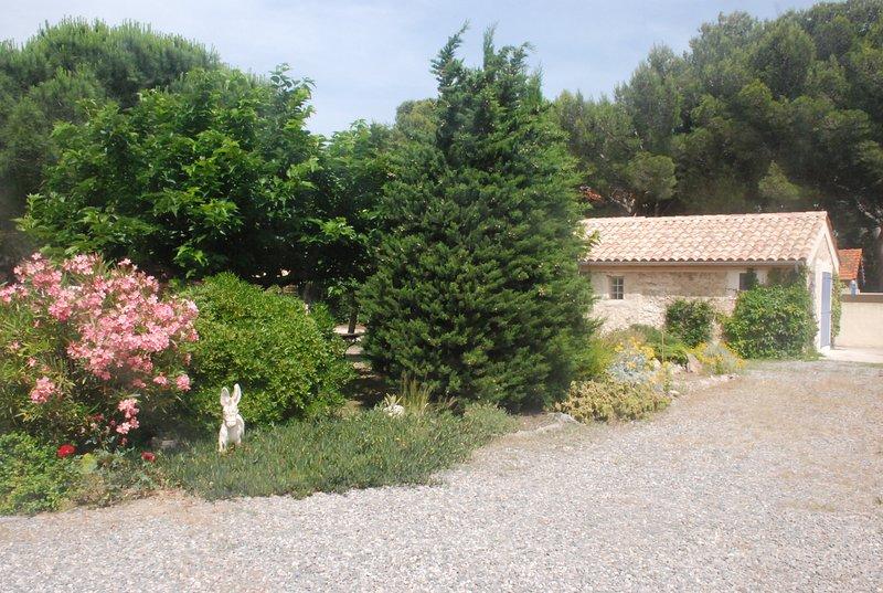 Maison 'La bergerie', holiday rental in Treilles