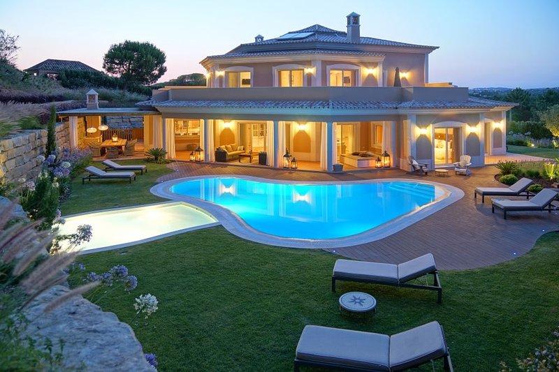 Villa Alegria, location de vacances à Quinta do Lago