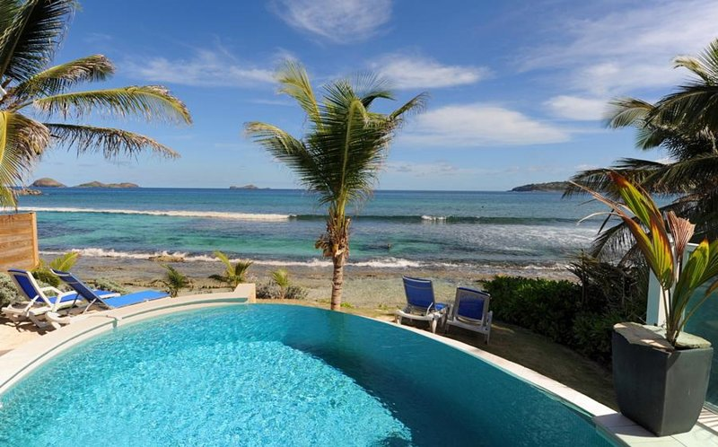 Key Lime - 2 Bedroom Villa at, holiday rental in Anse des Cayes