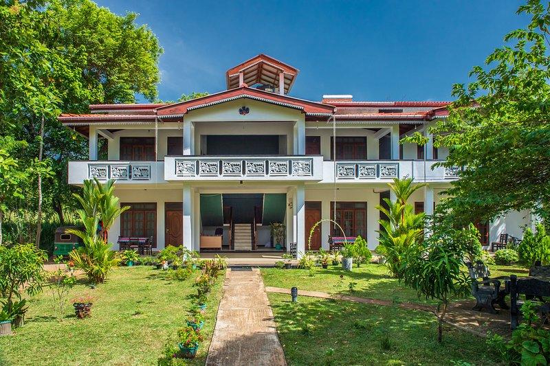 Sigiriya Sun Shine Villa – semesterbostad i Polonnaruwa