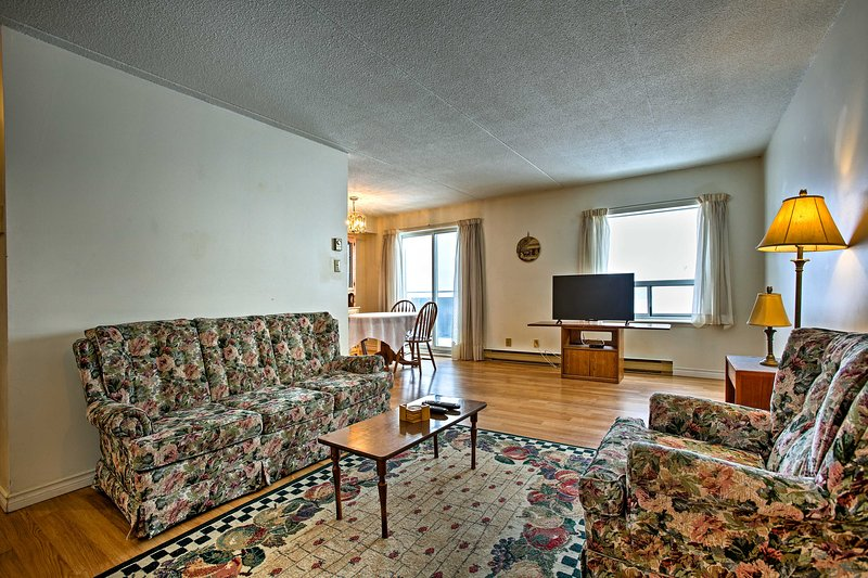 Plan your Blind River trip to this 1-bedroom, 1-bath vacation rental apartment.