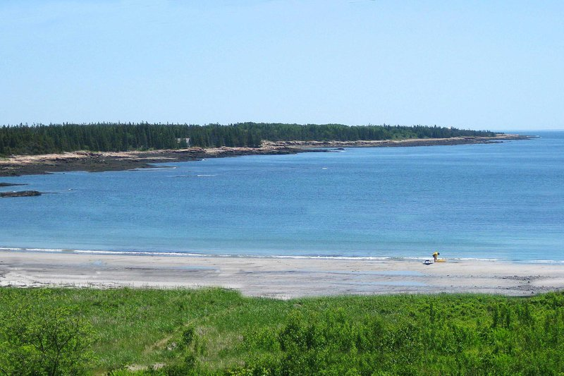 Relax on your private beach at Sand Cove just a short walk away!