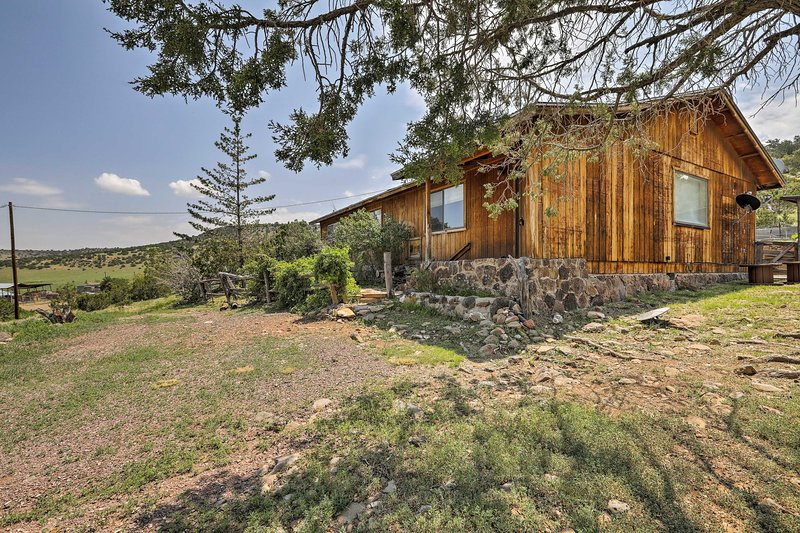 Have the perfect getaway in Springerville from this vacation rental!