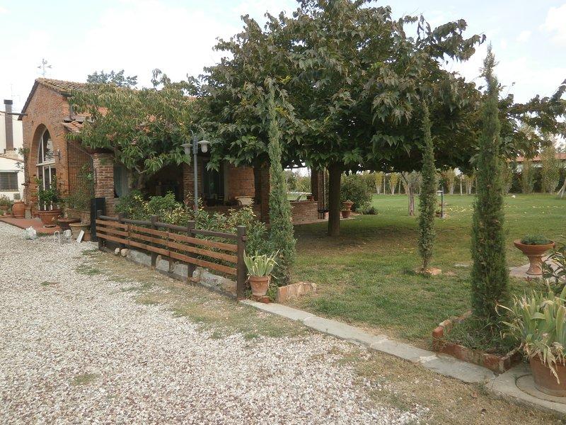 Casa vacanze alle Civette, vacation rental in Ponsacco
