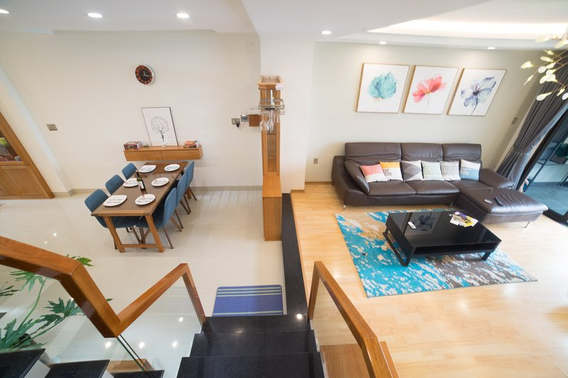 Promotion Nearby My Khe Beach 4BR Modern Villa, vacation rental in An Hai Dong