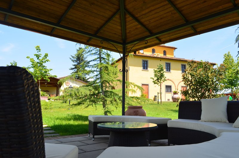 Villa Santa Caterina, holiday rental in Fratticciola