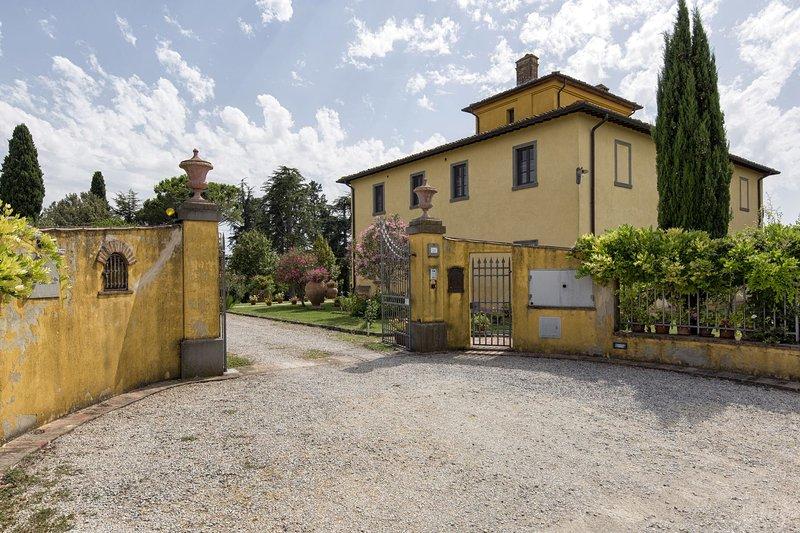 Villa Caterina, holiday rental in Fratticciola