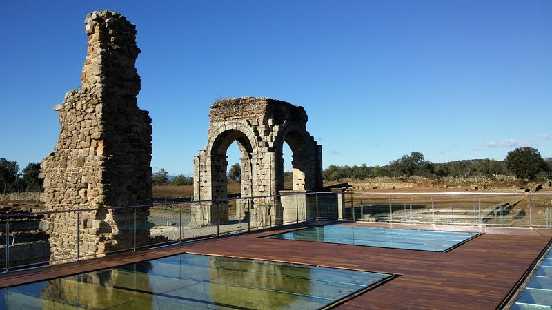Roman ruins of Cáparra