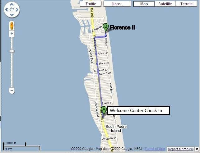 Mappa per Firenze II dal Welcome Center