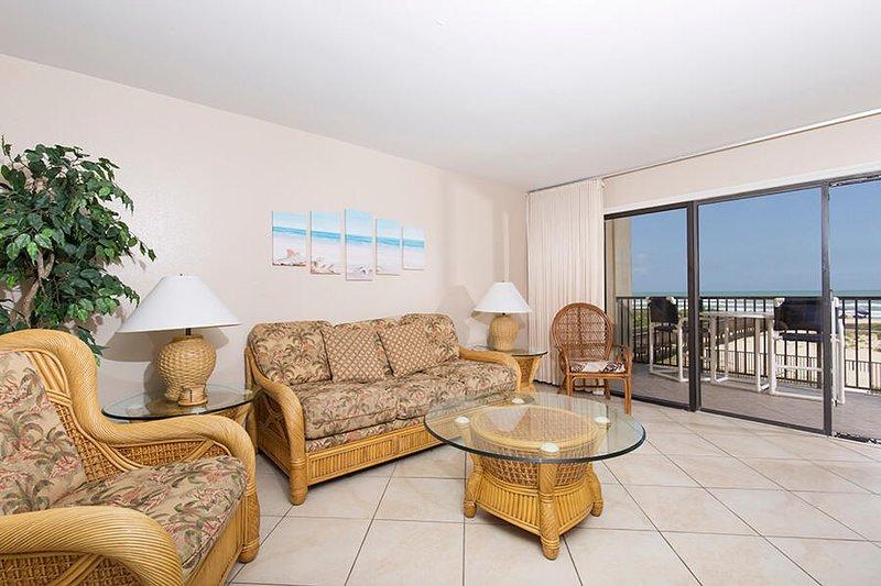 Ocean Vista Living Area