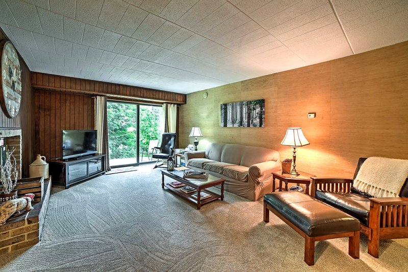 Experience your next mountain retreat at this resort vacation rental condo!