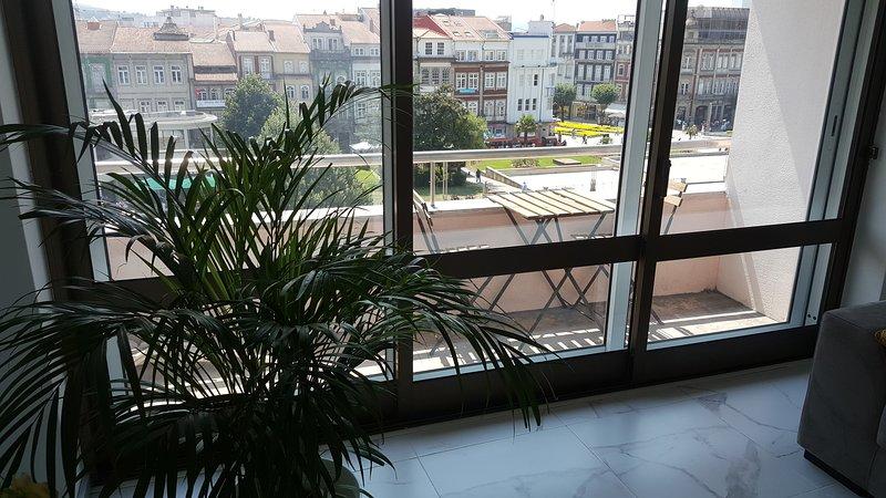 Cosy Apartment Avenida Central, vacation rental in Braga