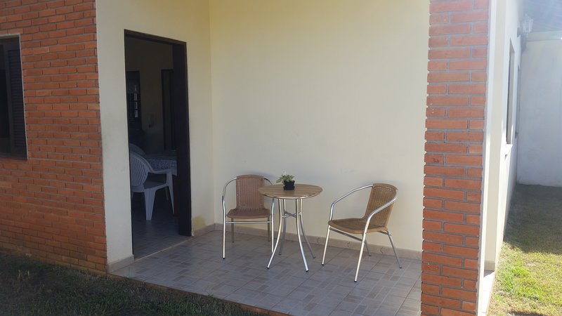 Refúgio das Caravelas, location de vacances à Cananéia