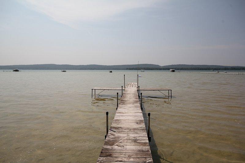 Go Jump in the Lake, location de vacances à Benzie County