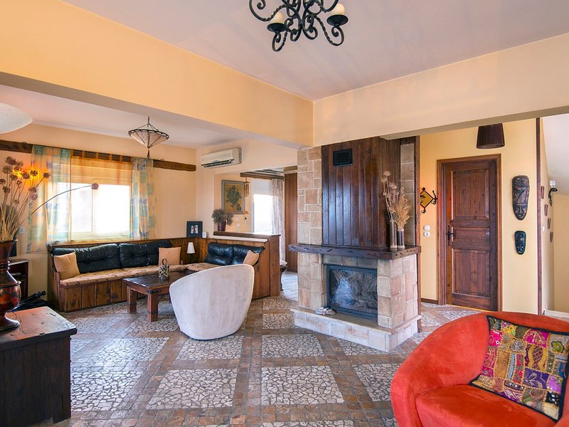 Villa Alkyoni, holiday rental in Lachania