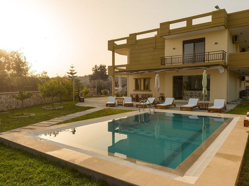 Villa Village View, holiday rental in Afandou