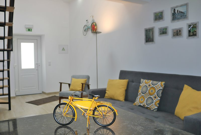 New Townhouse at center city - Casa das bicicletas, aluguéis de temporada em São Pedro